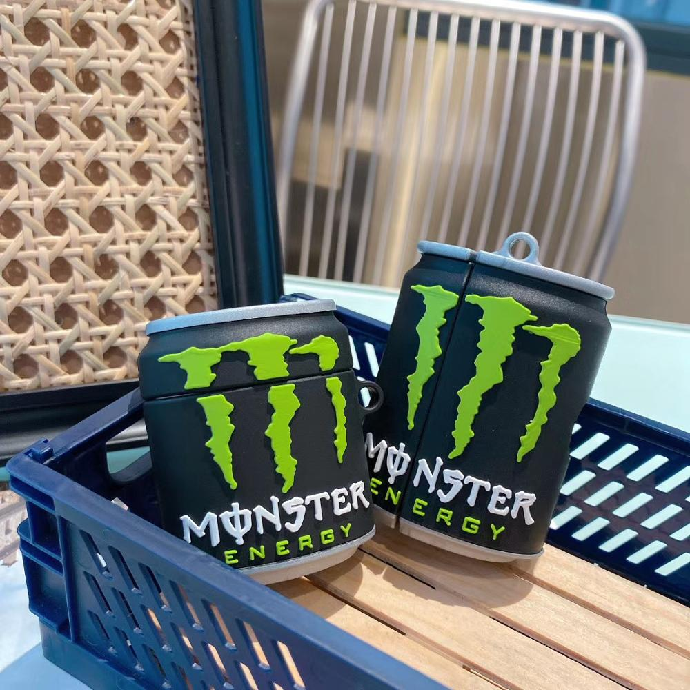 Monster Energy Drink AirPods Case