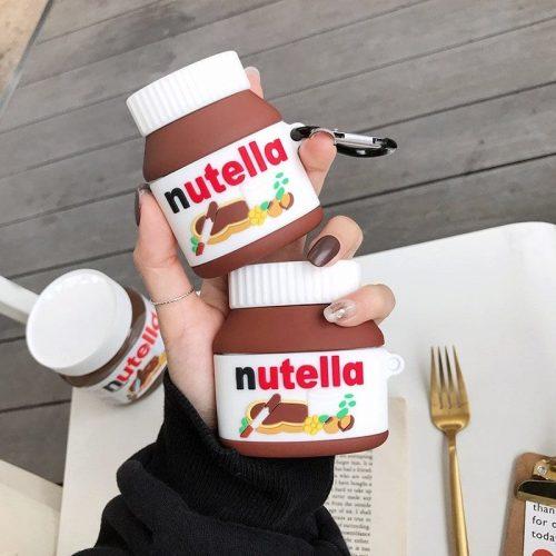 Nutella AirPods Case
