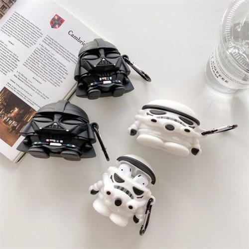 Darth Vader & Stormtrooper AirPod Cases